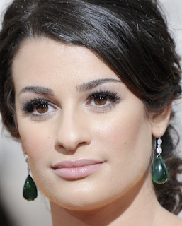 Lea Michele, Golden Globes, 2010
