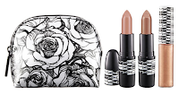 MAC, Graphic Garden, Lip Bag, Summer Crop