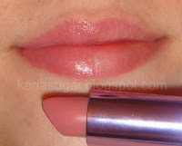 Urban Decay, Naked, swatch, lipstick