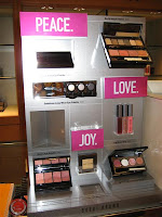 Bobbi Brown, holiday, display