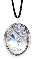 Dior, holiday, 2009, Cristal Boreale, pendant