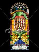 חלון בבית הכנסת