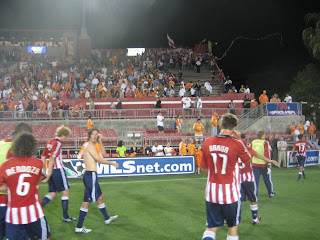 Chivas USA, Legion 1908 Texas, fans