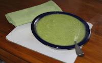 zucchin soup
