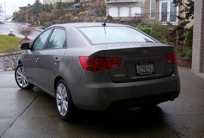 2010 Kia Forte SX - Subcompact Culture
