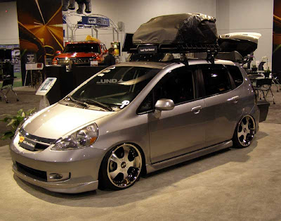 Honda Fit - Subcompact Culture