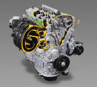 Toyota 1NR-FE 1.0-liter engine
