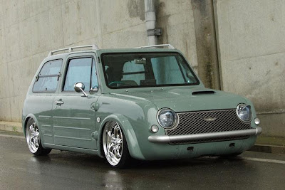 Retro JDM Coolness: 1989 Nissan Pao | Subcompact Culture - The small ...