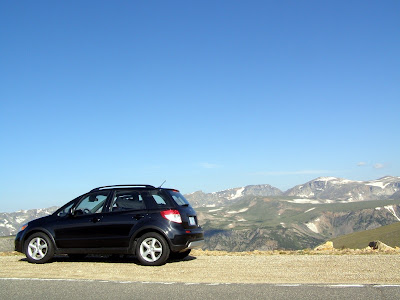 Suzuki SX4 Beartooth Highway - Subcompact Culture