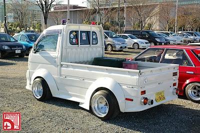 Kei carry truck