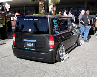 SEMA 2009 Scion xB - Subcompact Culture