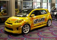SEMA 2009 Fujita Scion xD - Subcompact Culture