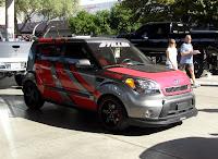 SEMA 2009 Stillen Nissan Cube - Subcompact Culture