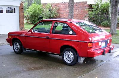 1983 Chevrolet Chevette - Subcompact Culture