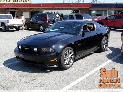 2011 Ford Mustang GT Premium - Subcompact Culture