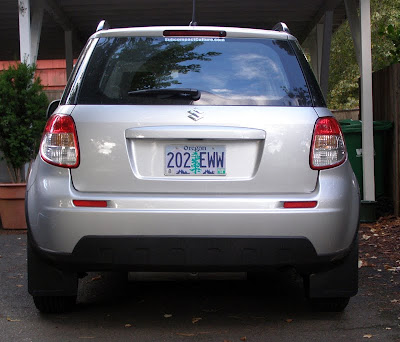 Rally Armor Mudflaps - Subcompact Culture