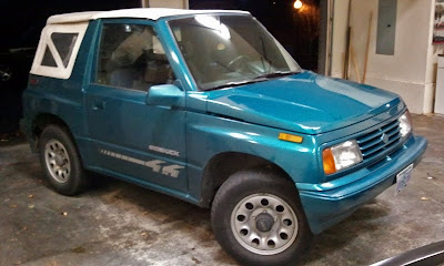 Suzuki Sidekick - Subcompact Culture