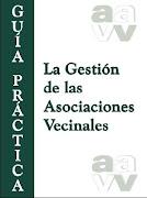 Guia de Gestión de las Asociaciones Vecinales