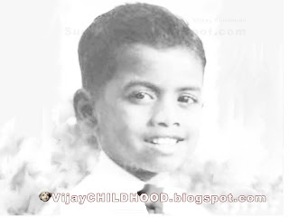Vijay  in his school days ( Still I am having doubts whether this is vijay or not)