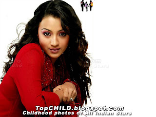 Thrisha krishnan  looks straight