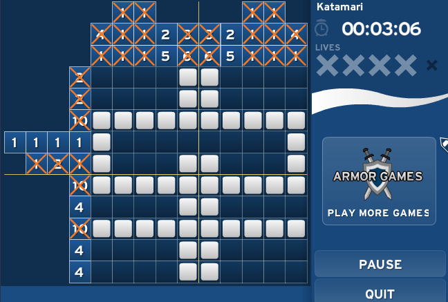 jeu de picross en ligne gratuit