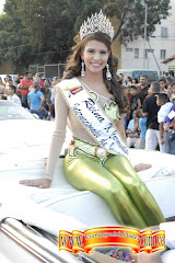 Reina de Carnaval Int.Barqto 2010.