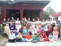 Aidil Fitri 2009 Anak/Cucu Sedara