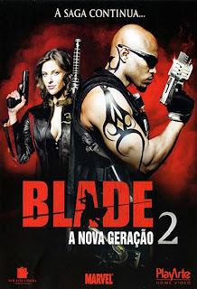 baixar capa Blade   A Nova Geração 2