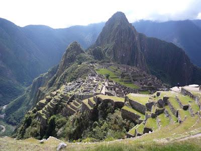Machi Picchu Classic View