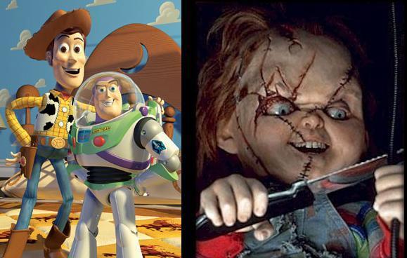 Toy Story 4 Chucky : Cinema homens e pipoca universos paralelos