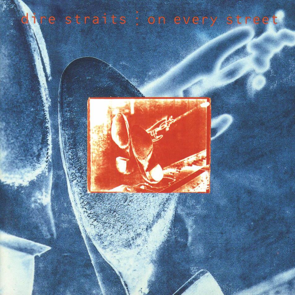 A rodar  VIII - Página 5 Dire_Straits-On_Every_Street-Frontal