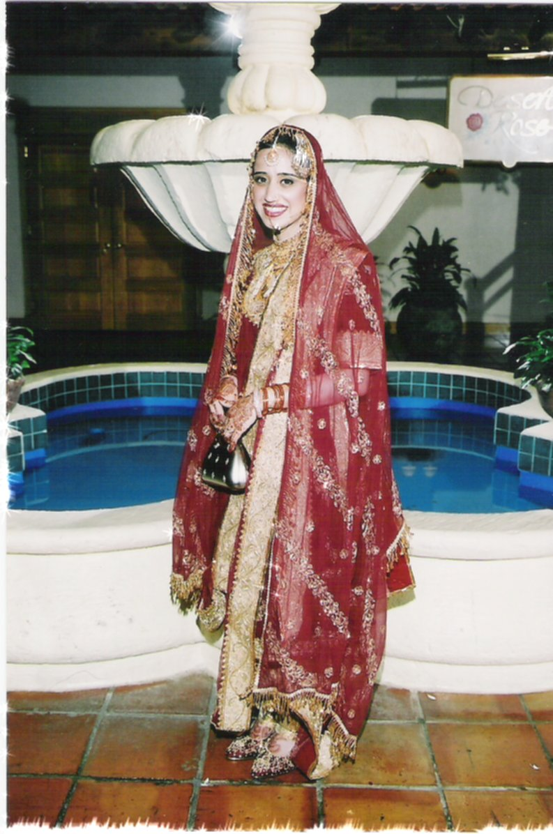 Indian Muslim Wedding Dresses