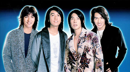 In Between Meteor Garden I And II, A Mini Series Called Meteor Rain Was  Created. I Didnu0027t Find The First One All So Interesting With Mei Zuo And A  Japanese ...