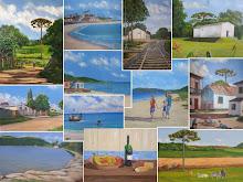 Artes em Telas de Zunir Pereira de Andrade Filho