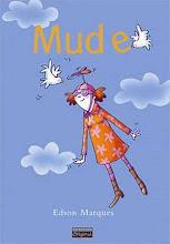 """Livro """"Mude"""" Edson Marques, de Itararé"""
