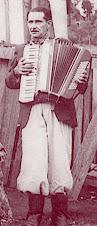 Pai do Poeta, Maestro Antenor Correa Leite, nome de Rua em Itararé