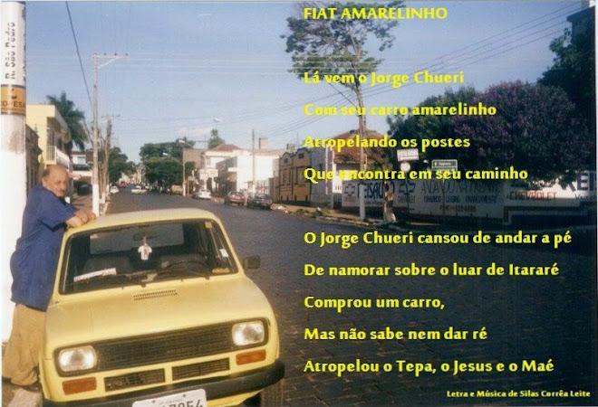 Jorge Chuéri e a Marcha de Carnaval do Fiat Amarelinho