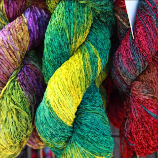 Melanie Sharp's yarn