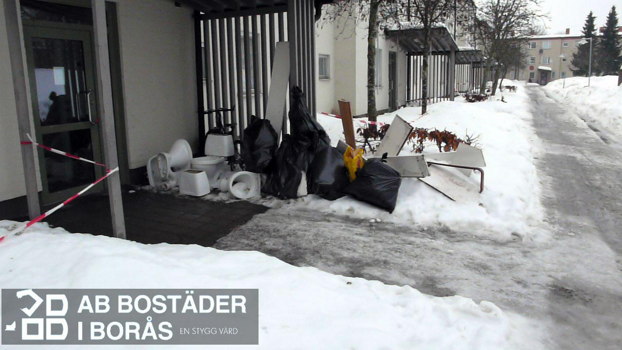 AB Bostäder i Borås arbetskulturen