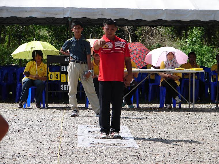 Pasukan Brunei beraksi.....
