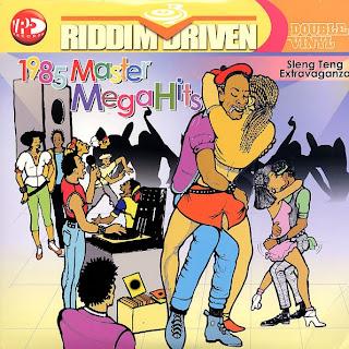 Various - 1985 Master Mega Hits: Sleng Teng Extravaganza Riddim Driven 2LP