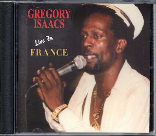 Gregory Isaacs - Live In France