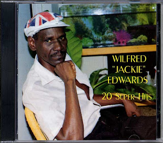 Jackie Edwards - 20 Super Hits