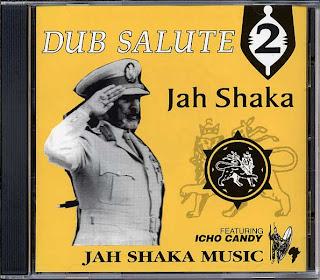 Jah Shaka & Icho Candy - Dub Salute 2