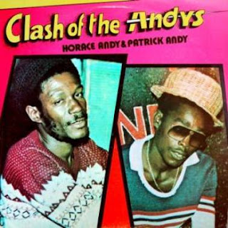 Cover Album of Horace Andy & Patrick Andy - Clash Of The Andys