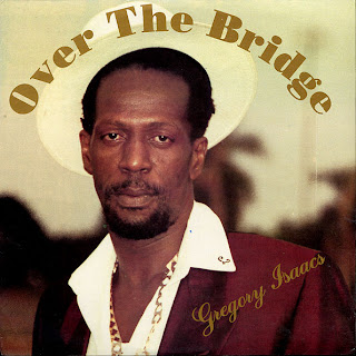 Cover Album of Gregory Isaacs - Over The Bridge