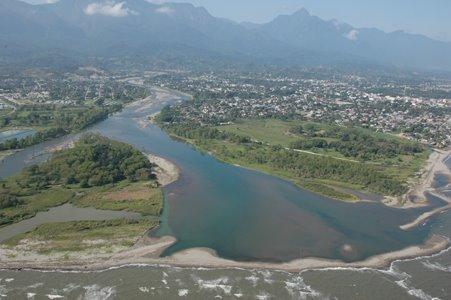 Vista Panoramica de La Ceiba