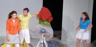 Rencontres theatre jeune public