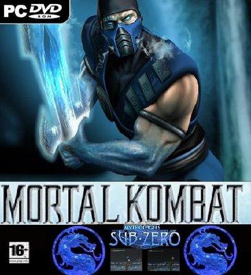 sub zero. mortal kombat 9 sub zero vs