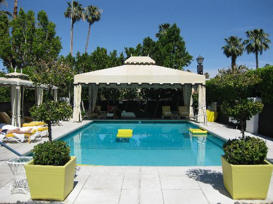 Kg approved the viceroy palm springs ca for Viceroy palm springs restaurant